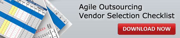 Agile Outsourcing Vendor Selection Checklist