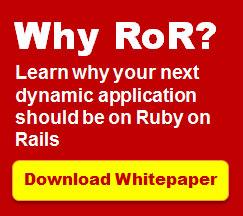 Ruby on Rails Development Whitepaper